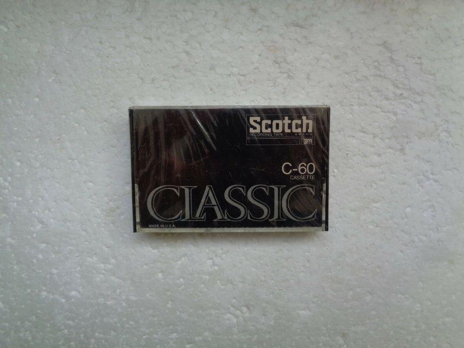 Caseta Scotch Classic C60 de colectie FeCr Reghin - imagine 1