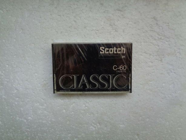 Caseta Scotch Classic C60 de colectie FeCr