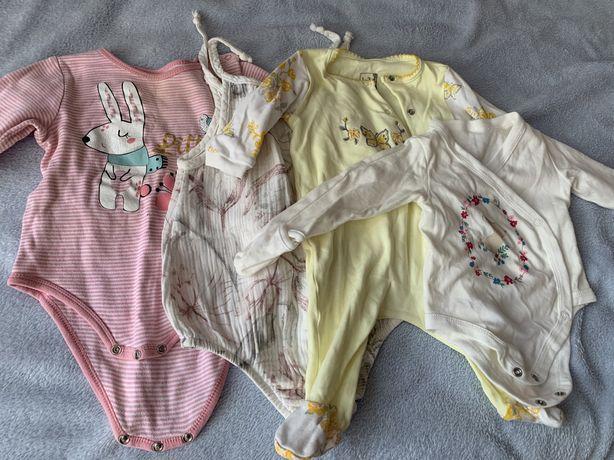 Детская одежда для новорожденной девочки 0-3 месяца