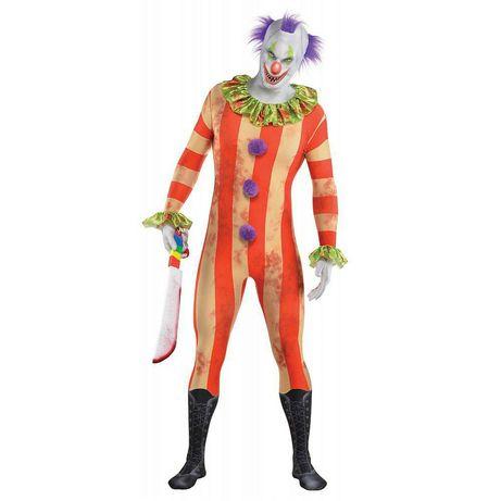 Costum clovn , NOU, marimea M, ideal pt Halloween, carnaval, cosplay.