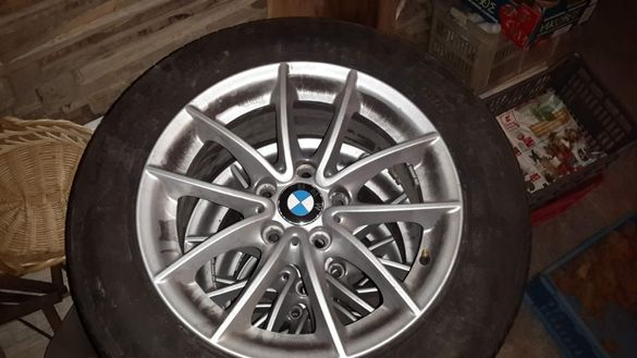 Лети джанти и гуми за BMW
