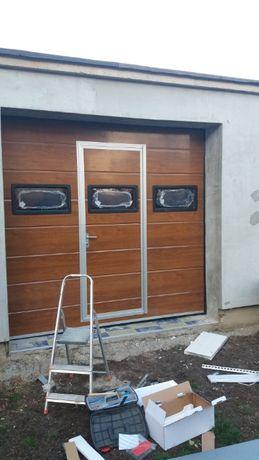 Usa rezidentiala- pentru garaj (montaj in toata tara)