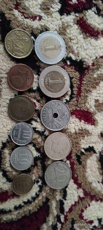 Продам монеты...