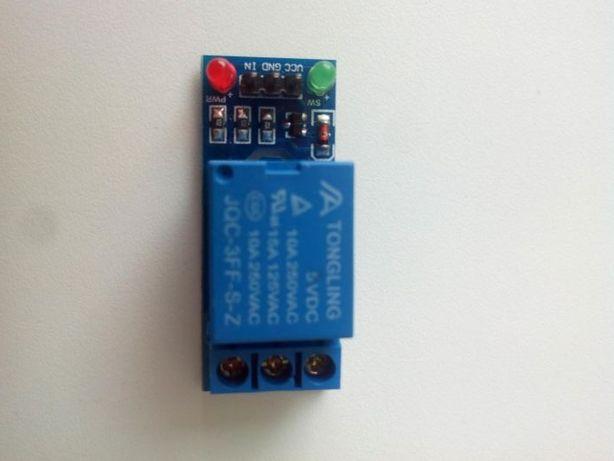 Releu 5V arduino