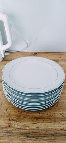 Тарелки плоские обеденные или для нарезки набор 9шт.за 2500