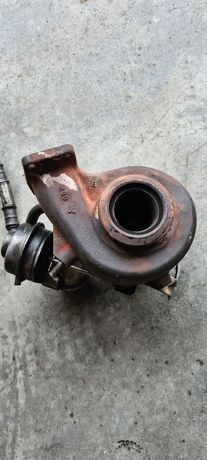 Turbo vw crafter