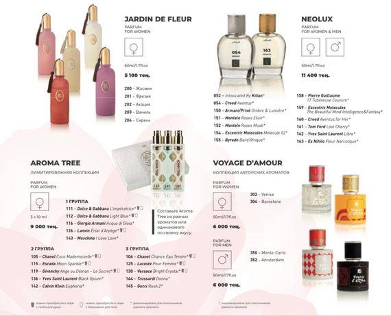 Продажа парфюма