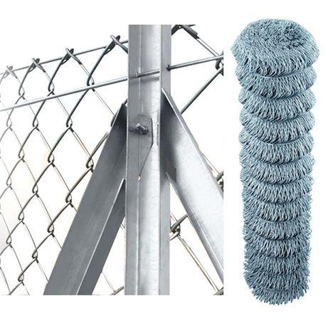 Vand plasa impletita zincata pentru gard diferite dimensiuni.