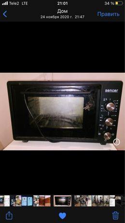 Продам духовку , цена 10 000 тг