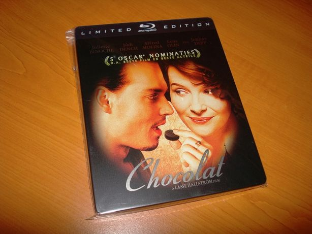 Film Blu-ray Chocolat (carcasa metalica)