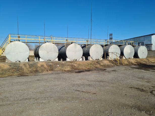 Продам стальные резервуары, ёмкости, цистерны, РГС