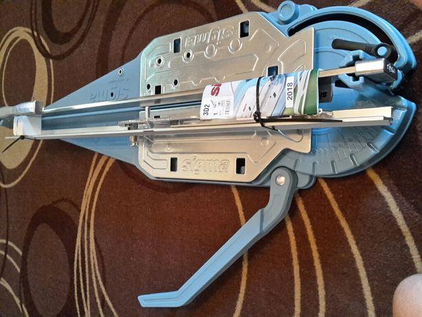 Sigma 95 cm art.3D4 mașină de tăiat gresie și faianță