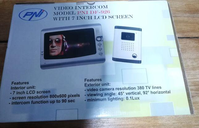 Video Intercom model PNI DF-926