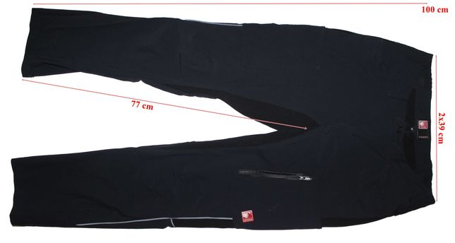 Pantaloni stretch Engelbert Strauss Vision Neo dama marimea 36(S)
