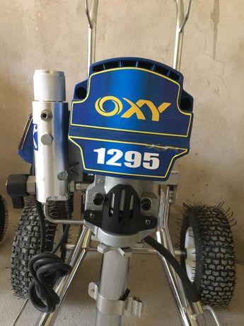 Безвоздушный распылитель краткопульт ОXY - 1295