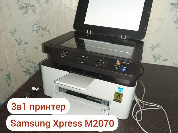 3 в 1 принтер самсунг