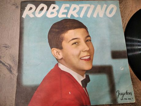 Робертино грамофонна плоча