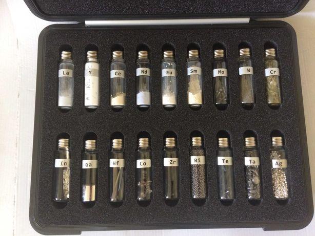 Set metale pt. laborator/scoala
