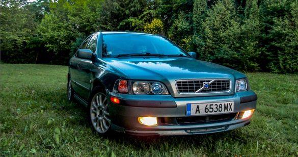 Волво С40/ Volvo S40 скоростна кутия от 1.8 122к.с и части