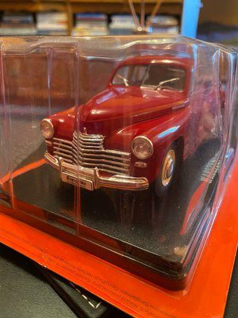 Vand Macheta Auto Warszawa M20, 1951, Metalica Scara 1:24!