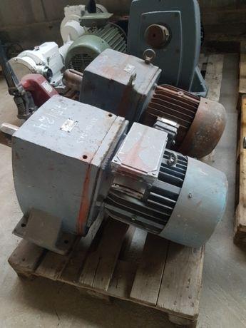 Мотор-редуктор РЦС 160, РЦС 200