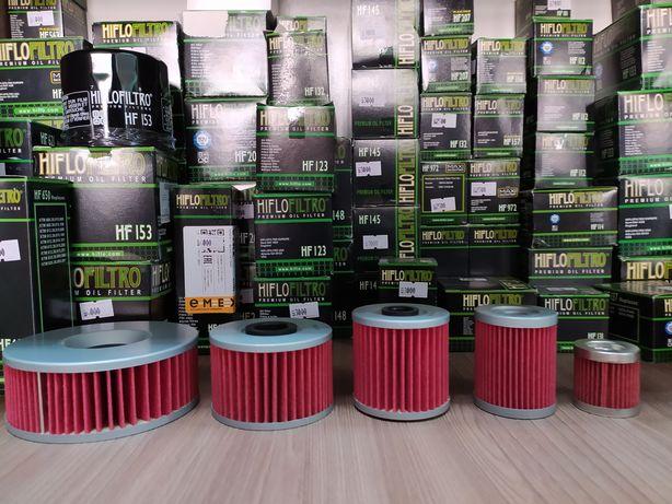 Масляный Фильтр для Моцикла-Мототехники! Большой выбор фильтров HIFLO.