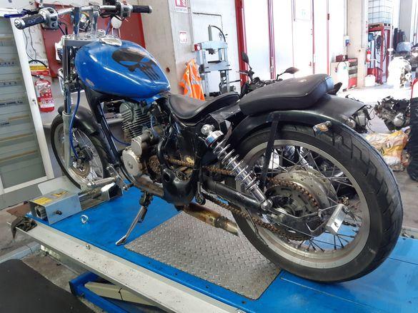 Мотоциклет Ямаха 125(yamaxa)-на части