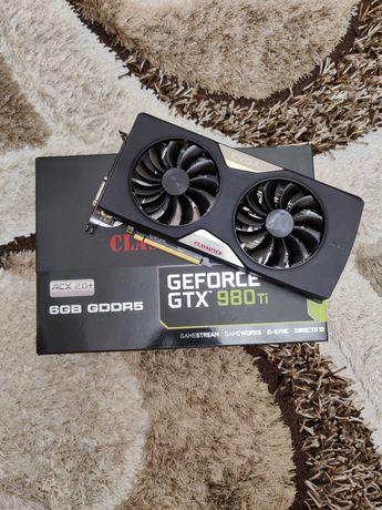 Gtx 980 ti EVGA Classified ACX 2.0+. 6 GB.