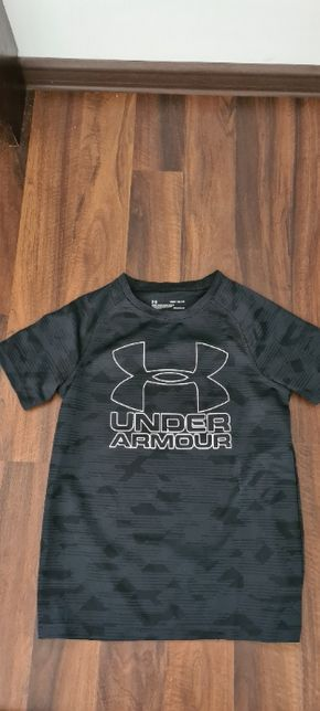 Tricou copii Under Armour Dry fit