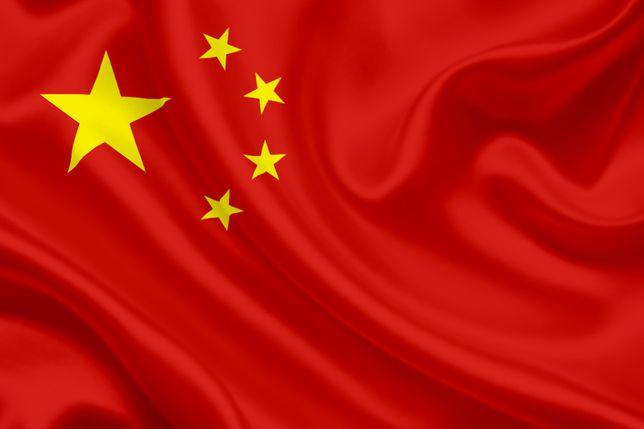 Флаг Китая 1х2м