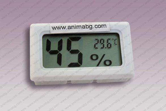 ANIMABG Цифров хигрометър без сонда