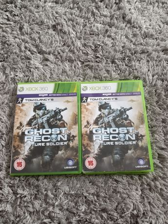 Joc/jocuri Ghost Recon Future Soldier Xbox360/Xbox one original