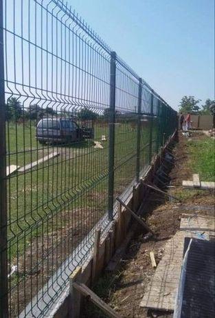 Meșter la garduri din plasa bordurata BCA fier forjat scândură