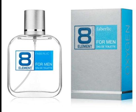 8 ЭЛЕМЕНТ мужской парфюм Фаберлик