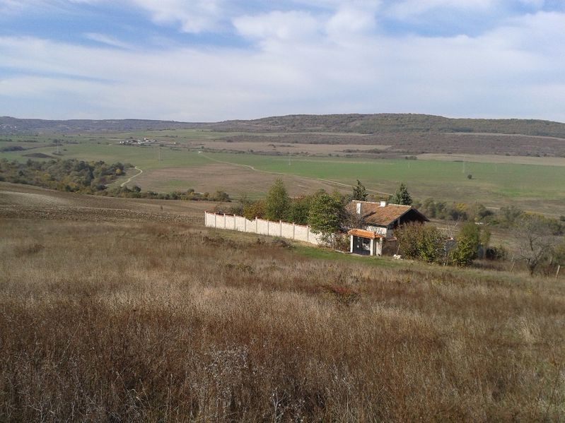 Евтин парцел вилна зона Кранево с. Кранево - image 1