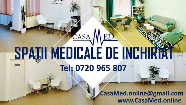 Spații medicale de închiriat in centrul orasului Caransebes!