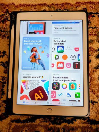 iPad 6 32GB + Apple pencil