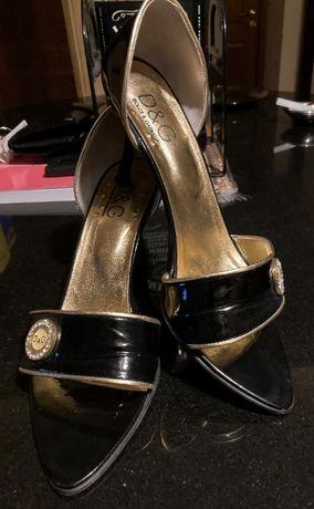 Дамски обувки D&G