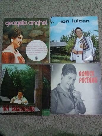 Disc vechi pick-up Georgeta Anghel,Ion Luican,Ion Cristoreanu,Romica P