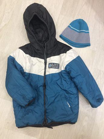 Куртка Детская ,осенняя,двусторонняя