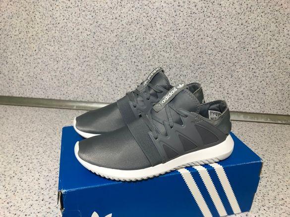 ОРИГИНАЛНИ *** Adidas Originals Tubular Viral / Saten Grey/White