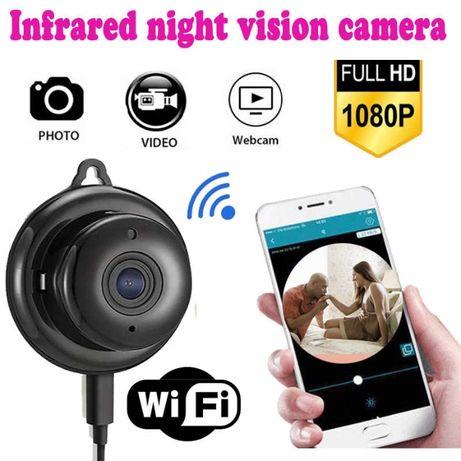WiFi СМАРТ Камера с компактен дизайн FULL HD 1080p. Smart camera