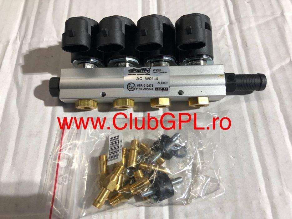 Rampa injectoare GPL Ac w01 Bucuresti - imagine 1