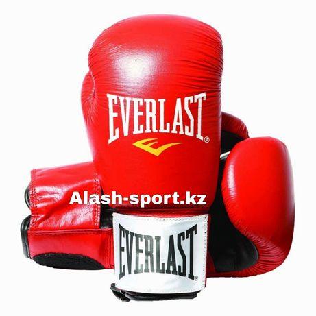 Боксерский перчатка кожаный