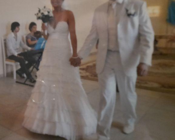Продаю свадебное платья