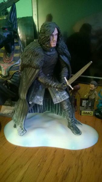 Фигура Game of Thrones - Jon Snow figure гр. Провадия - image 1