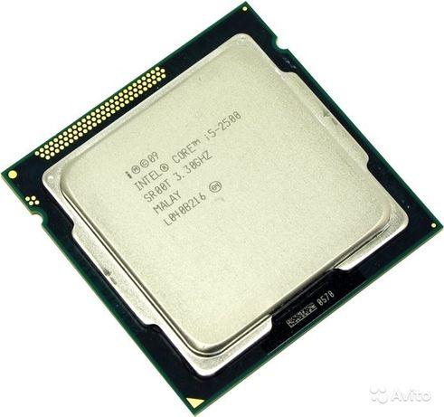 Процессор core i5 2500 Есть количествО