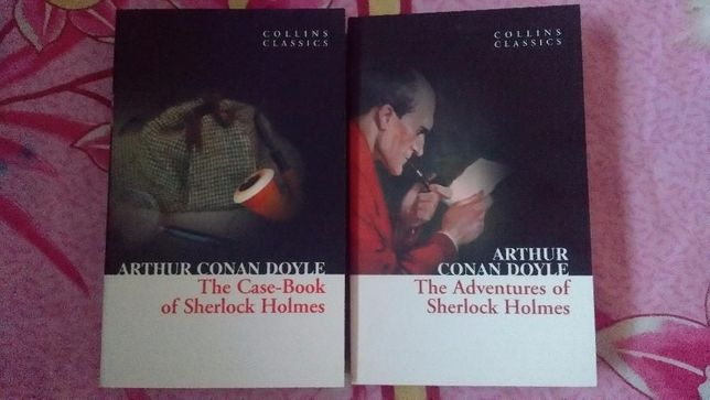 The Adventures and The Case-book of Sherlock Holmes
