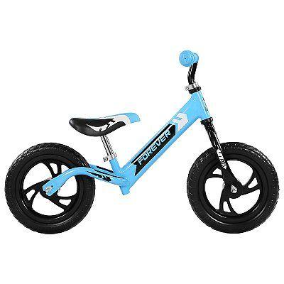 Bicicleta fara pedale (pedagogica) Forever Balance Bike, Bleu