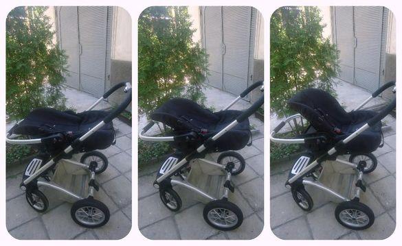 Детска количка Мutsy 4RIDER